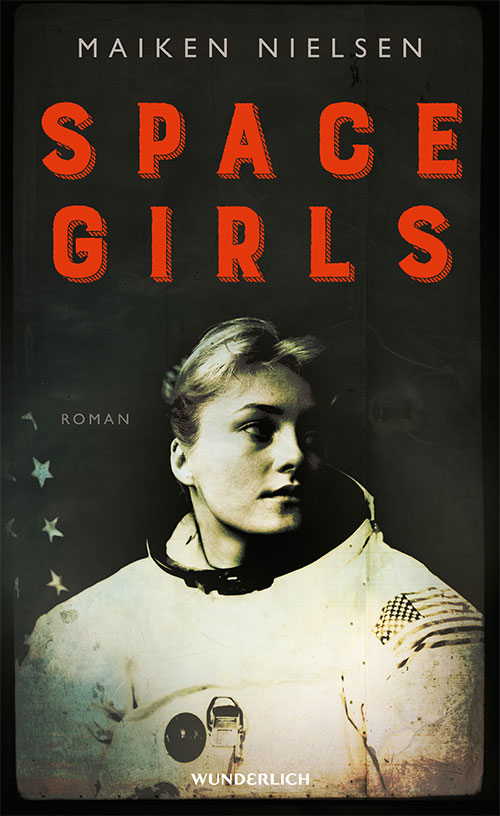 Maiken Nielsen - Space Girls